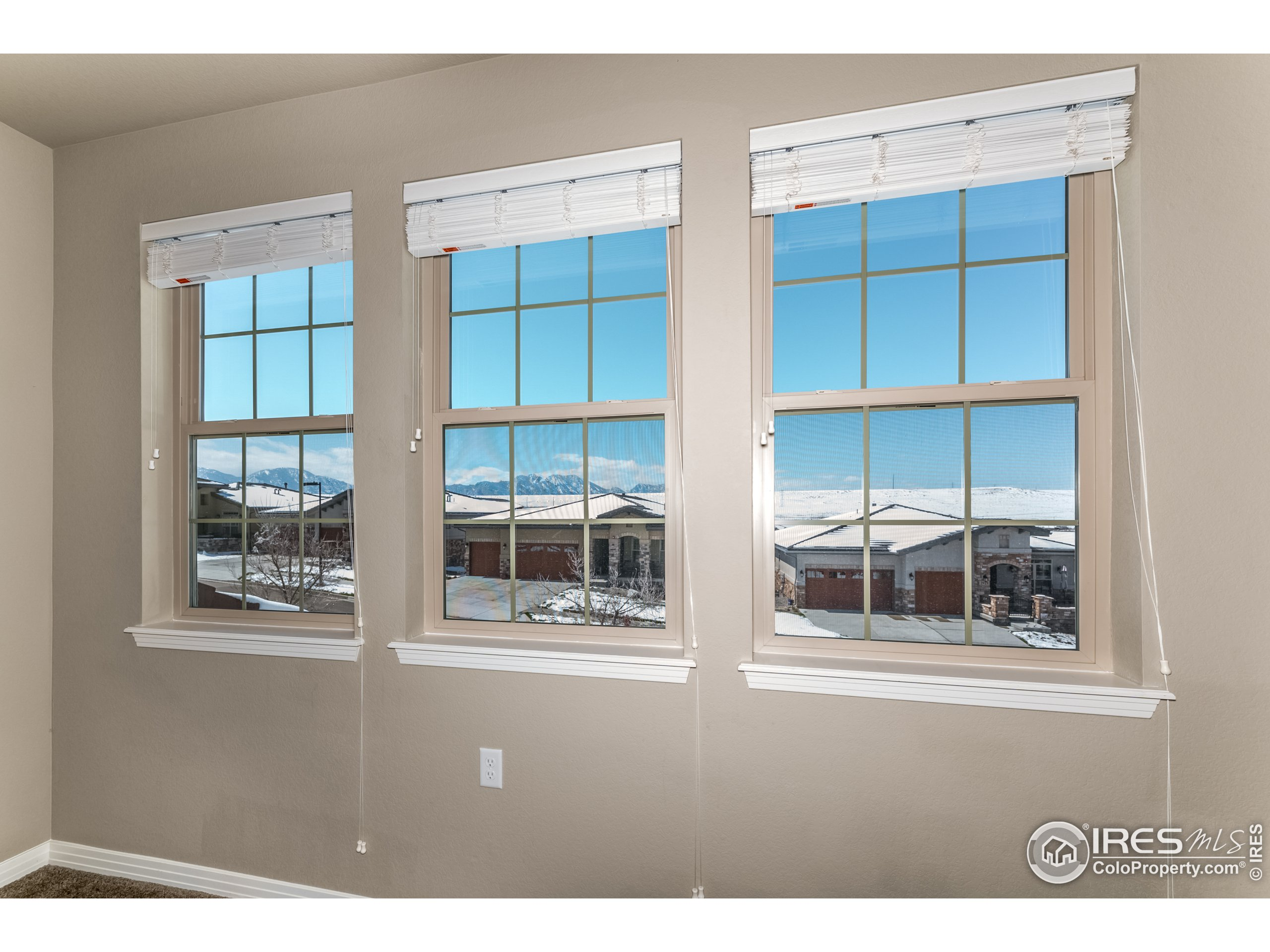 Enjoy the Views from the Master Bedroom