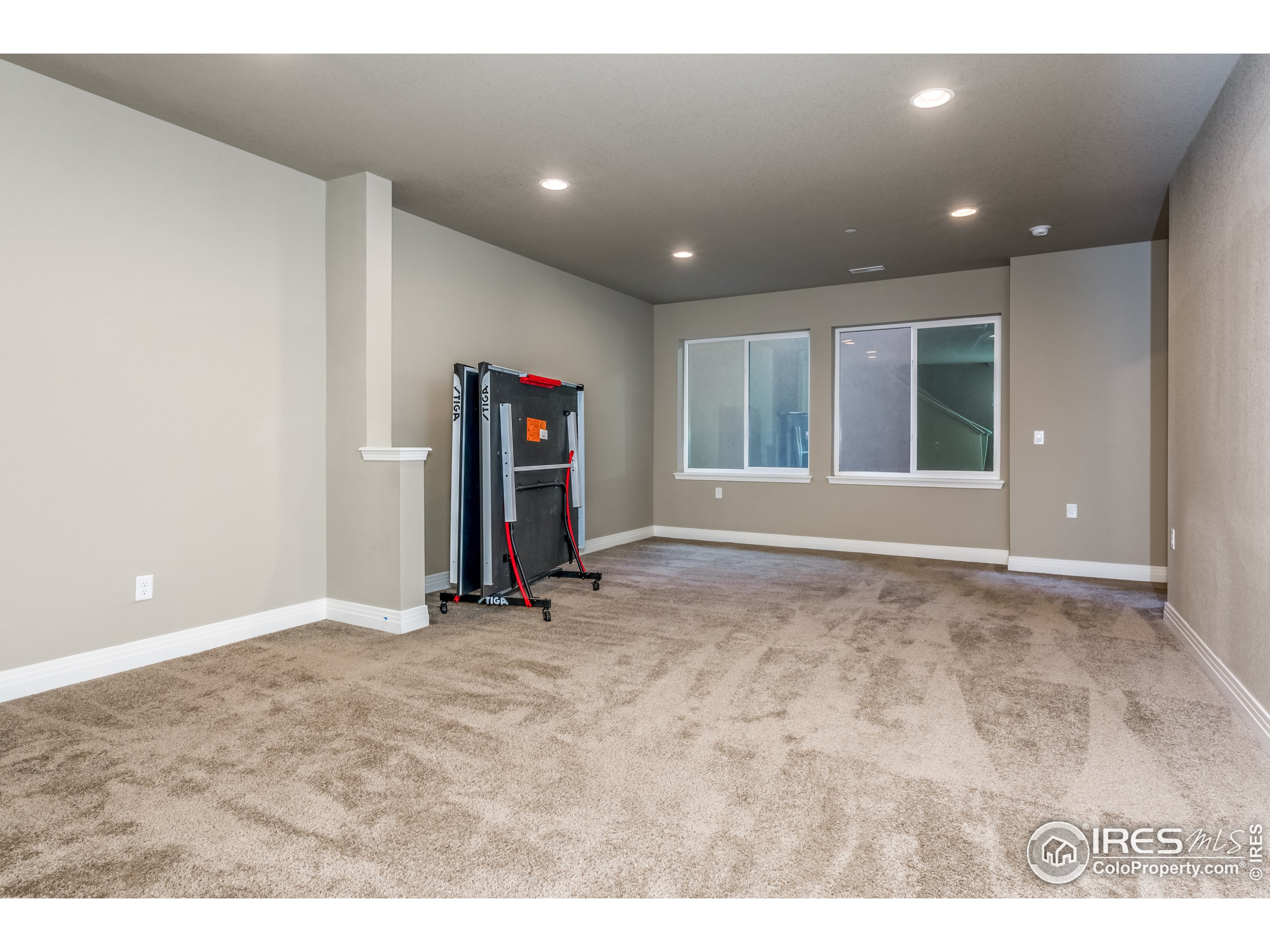 Rec room, game room, whatever you need!