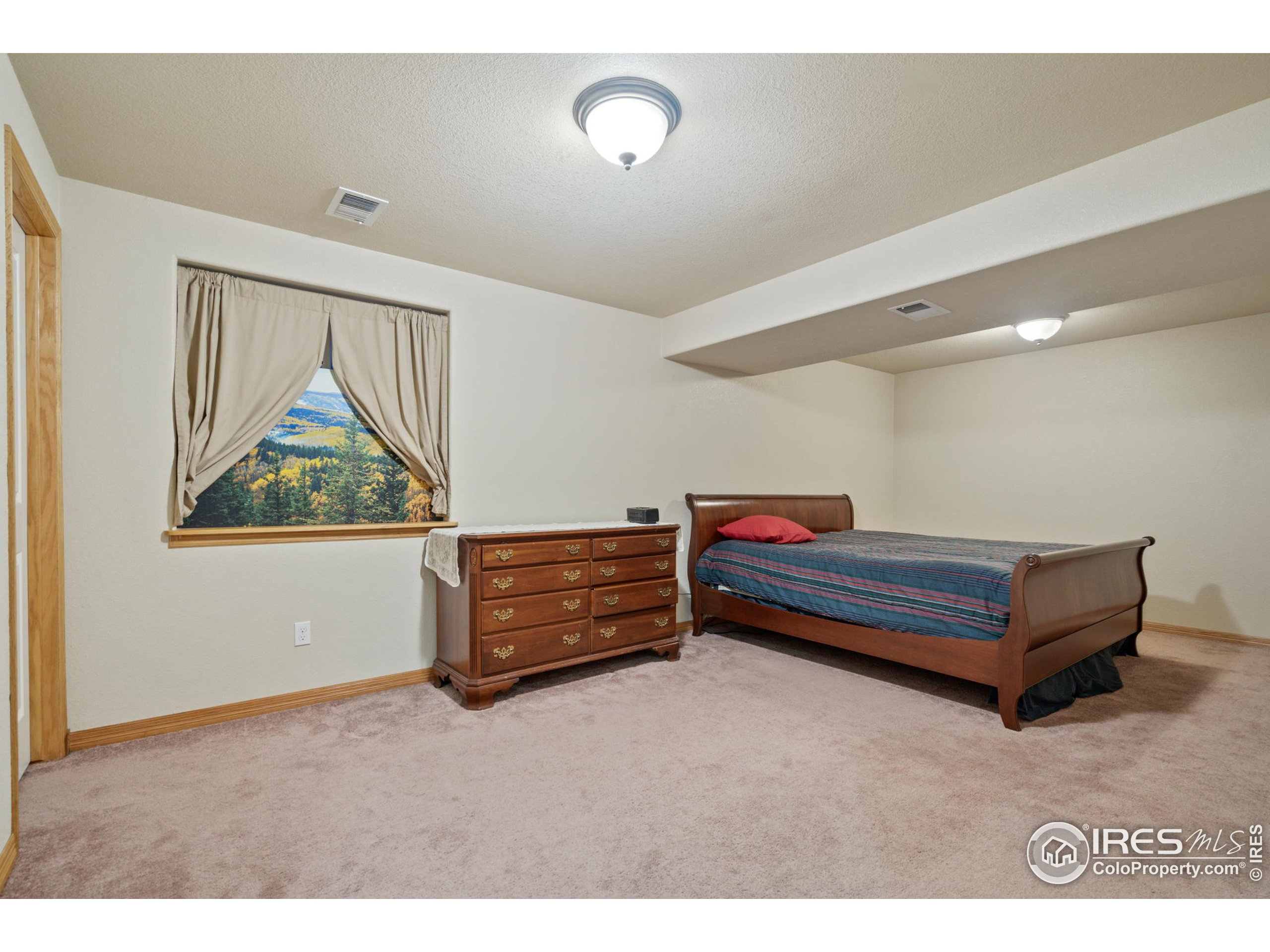 Good sized bedrooms!