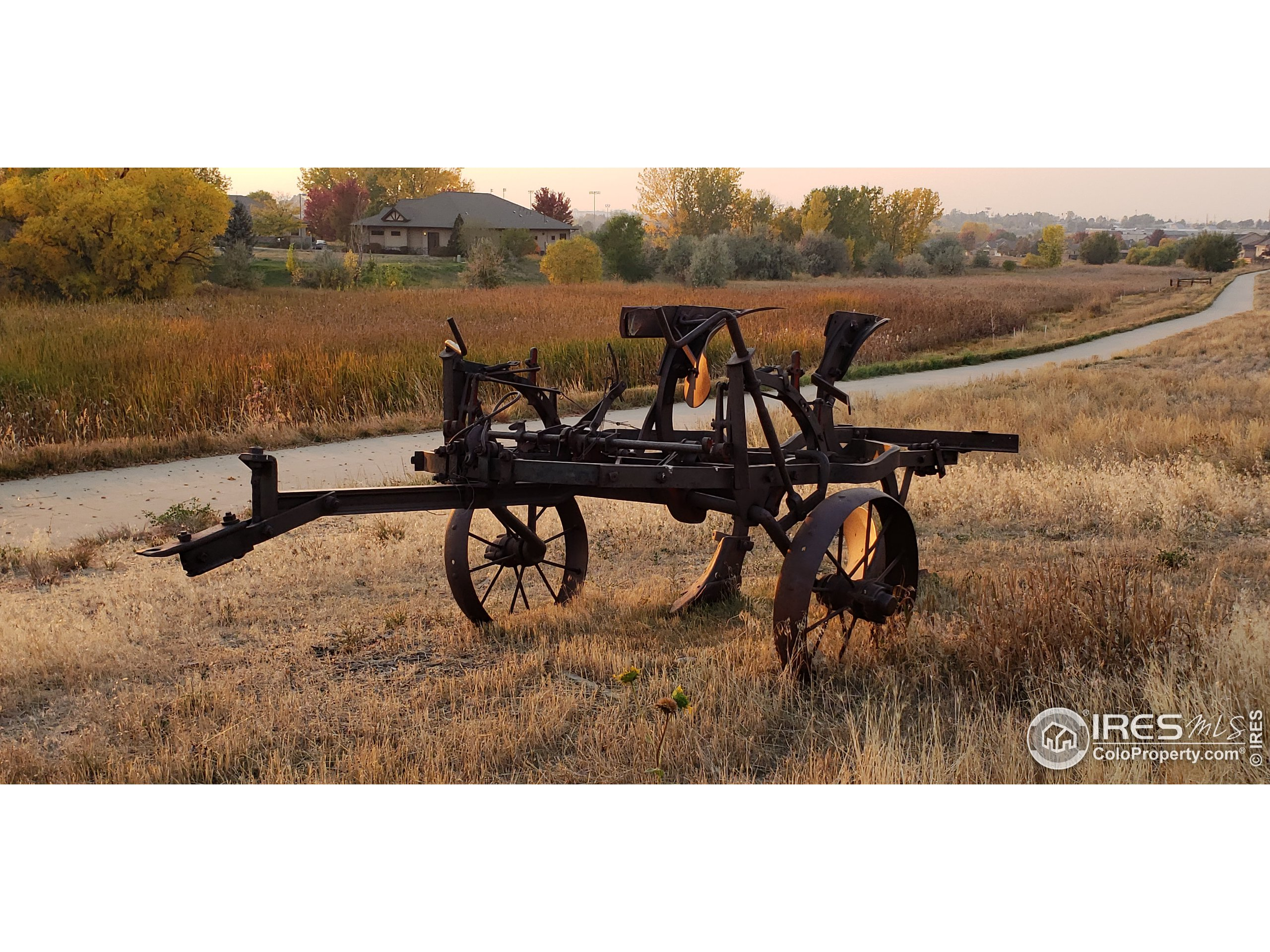 These trails connect to Sheep Draw & the Poudre Trail