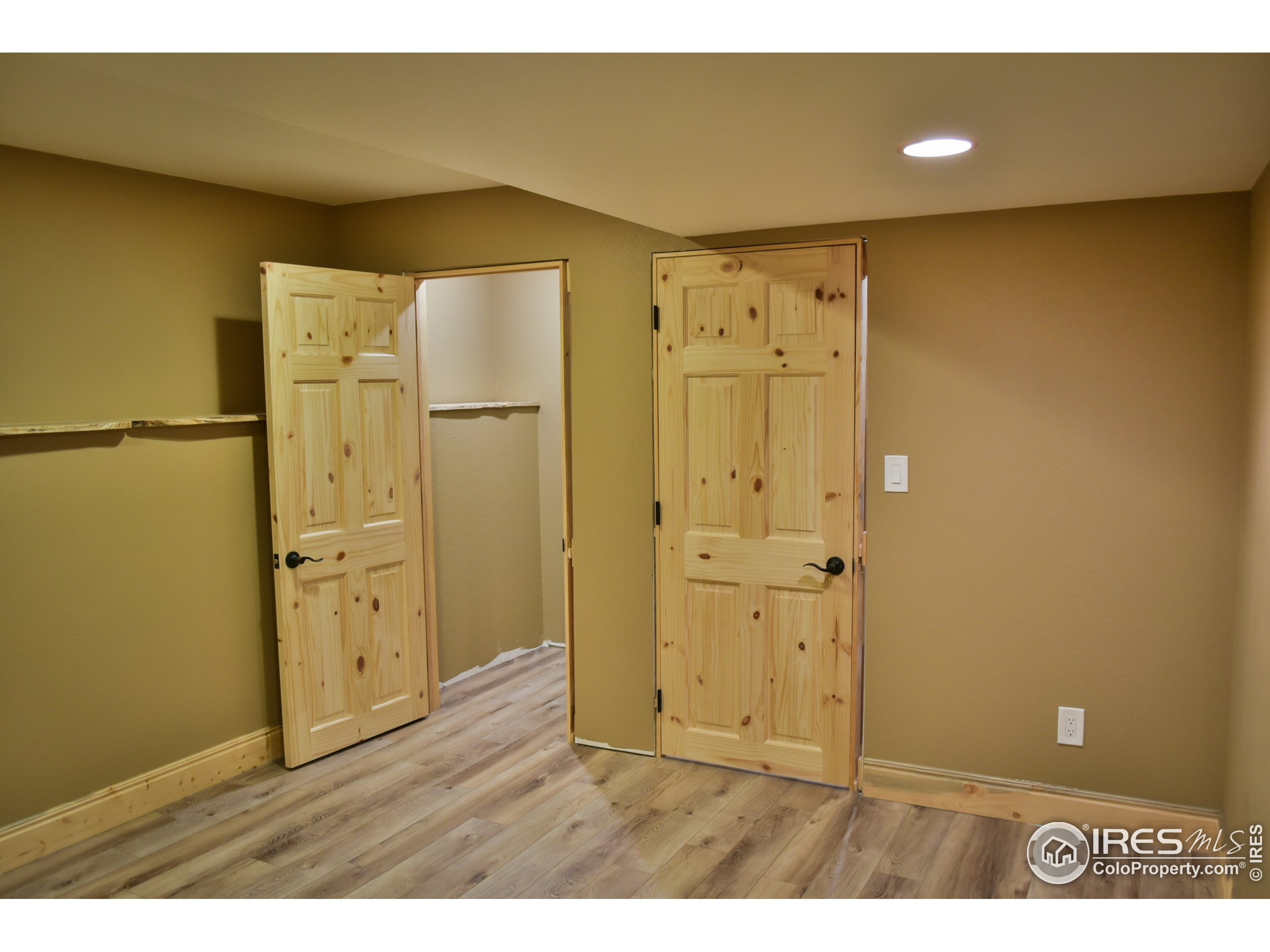 2nd of 2 storage room/study/offices in the basement.