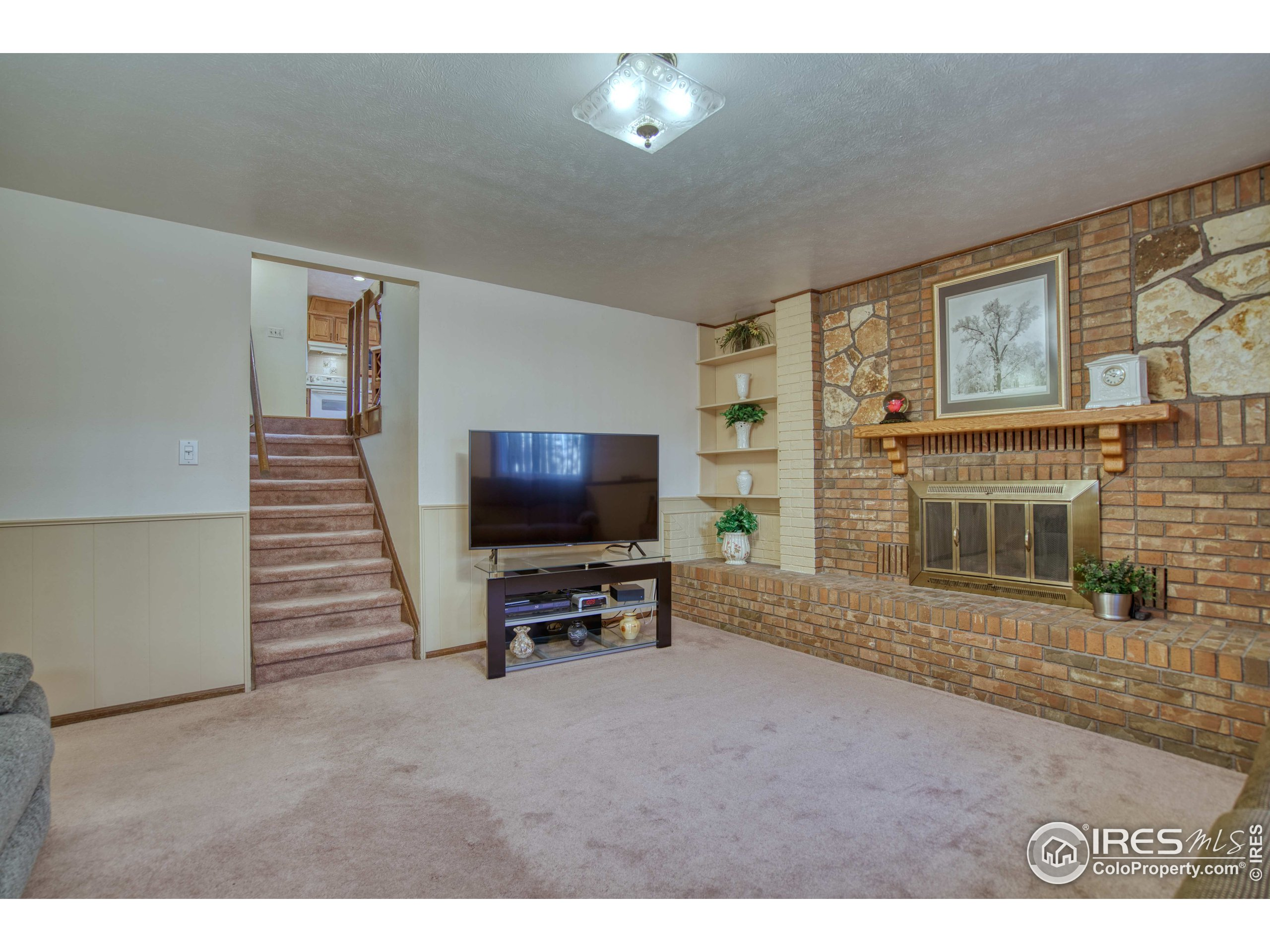 Down to the Family Room