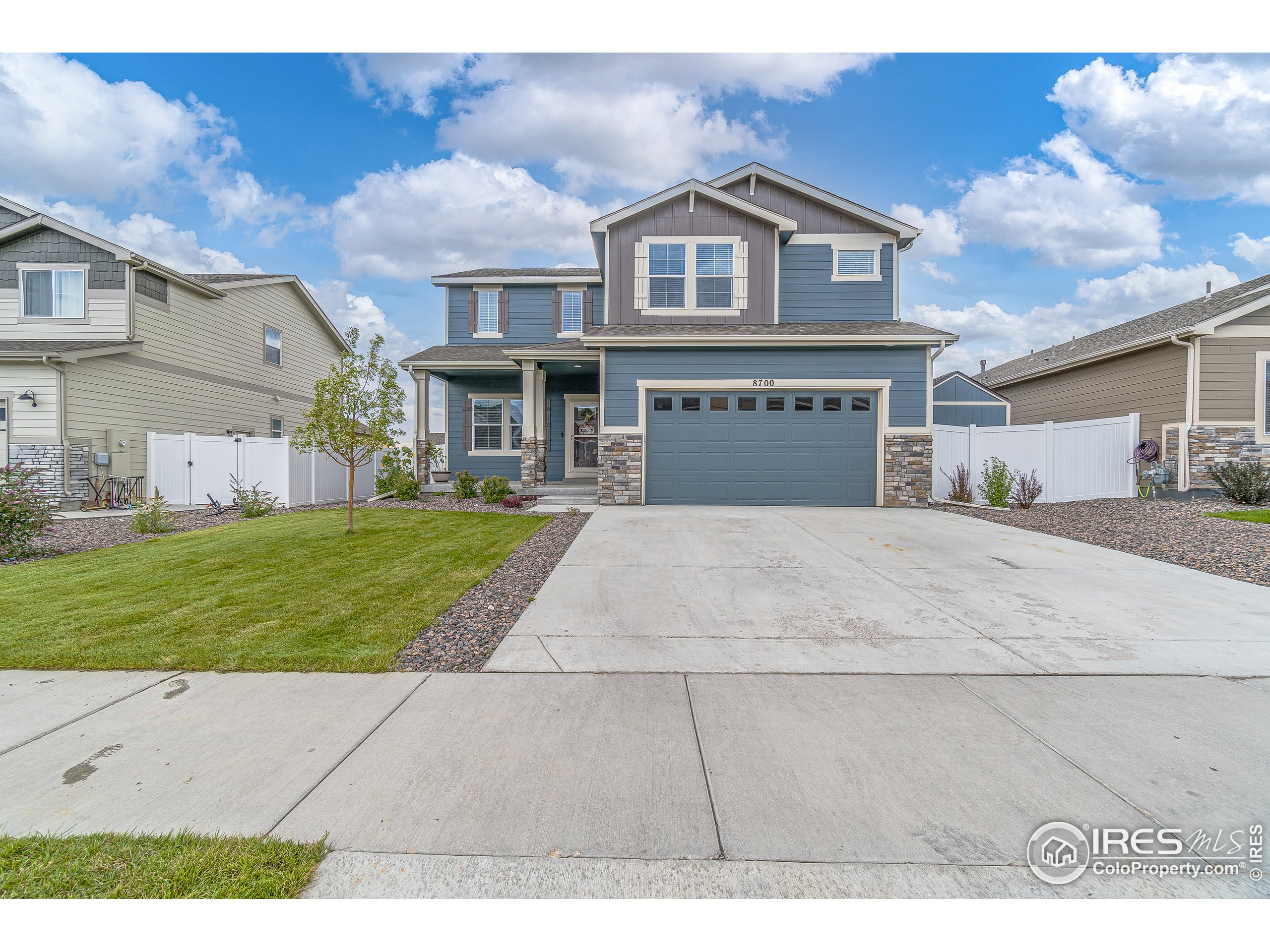 Welcome to 8700 15th St., Greeley!