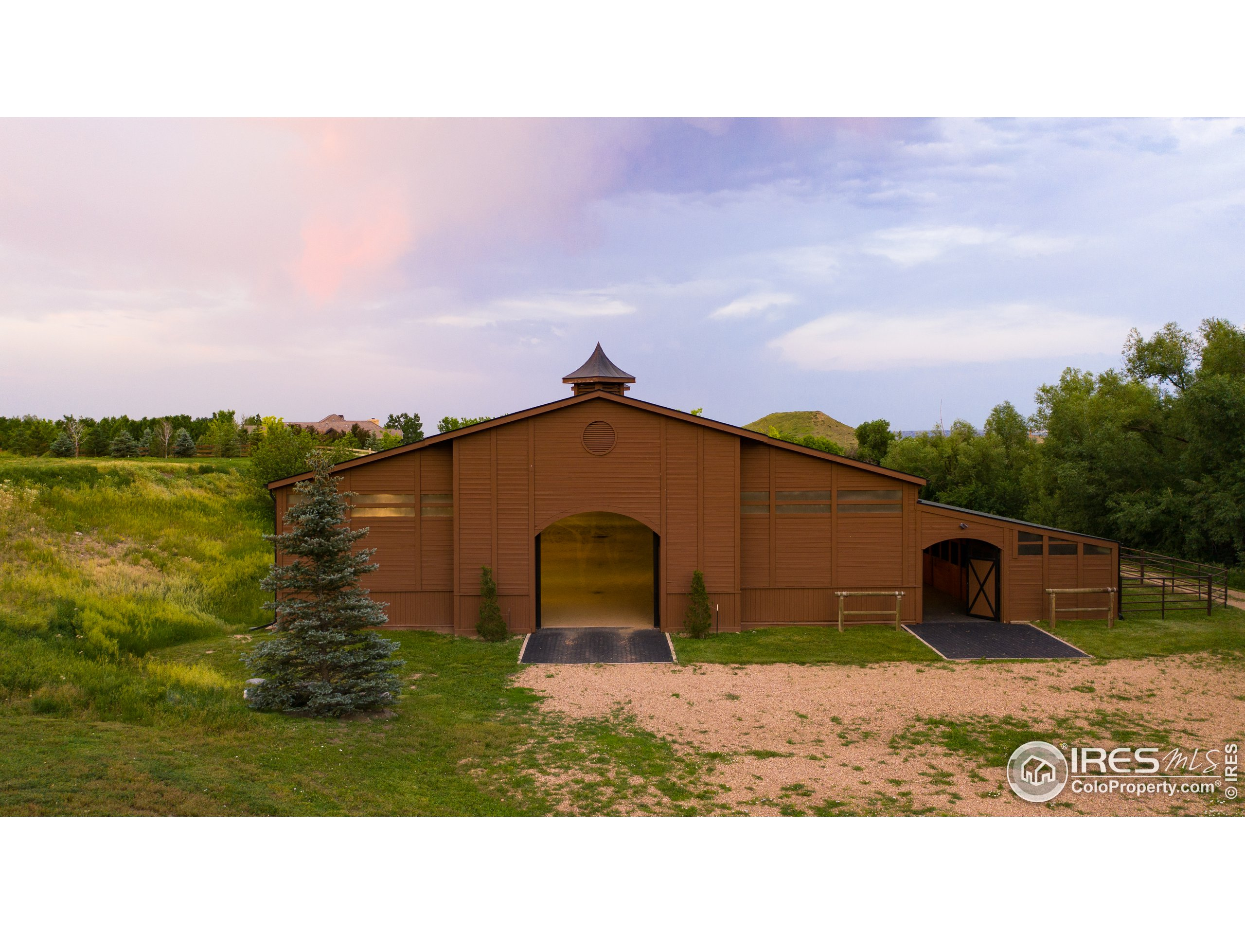 State of the Art Equestrian Center