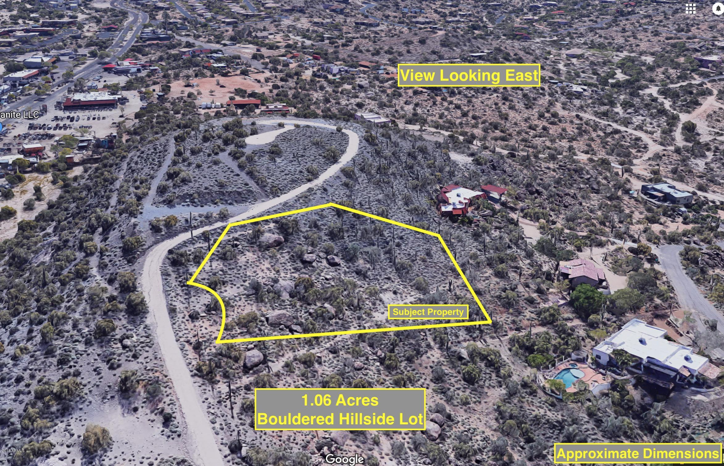 6696 E Military Road # 1, Cave Creek, AZ 85331, ,Land,For Sale,6696 E Military Road # 1,5789083