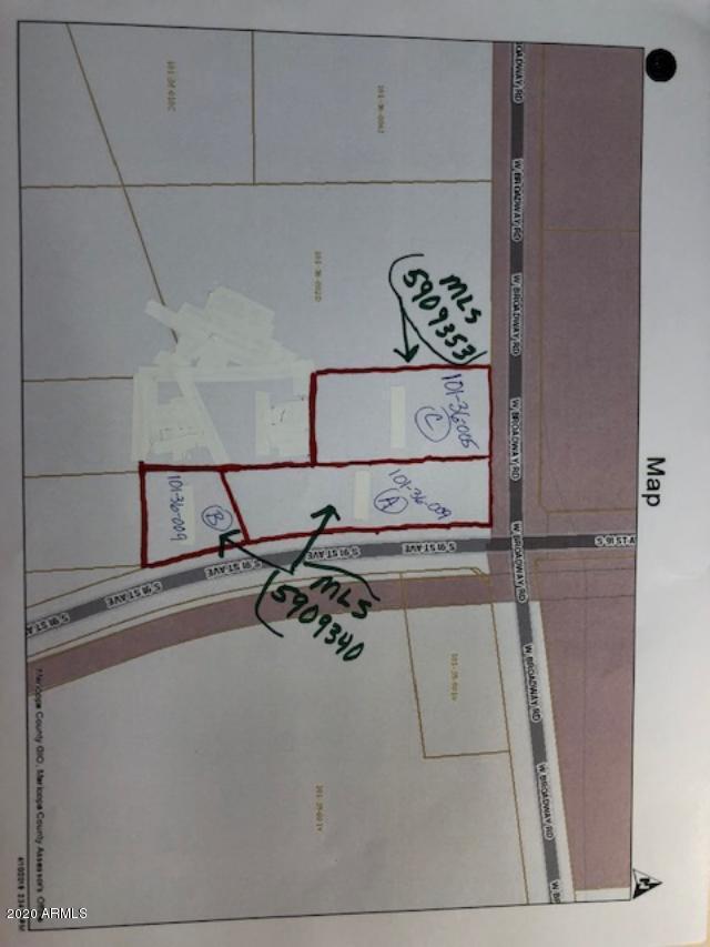 4414 S 91ST Avenue, Tolleson, Arizona 85353, ,Land,For Sale,4414 S 91ST Avenue,5909340