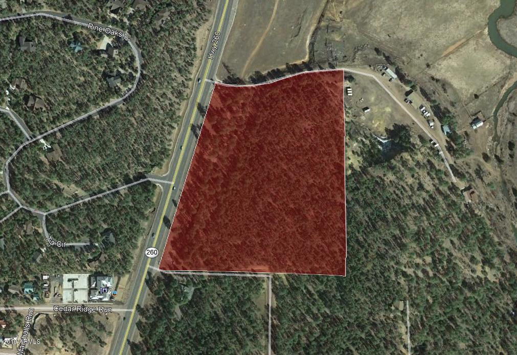 2351 S White Mountain Road, Show Low, Arizona 85902, ,Land,For Sale,2351 S White Mountain Road,6009047