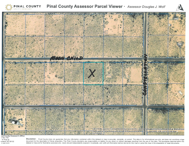 0 Moon Child Avenue # 47, Eloy, Arizona 85131, ,Land,For Sale,0 Moon Child Avenue # 47,6009704