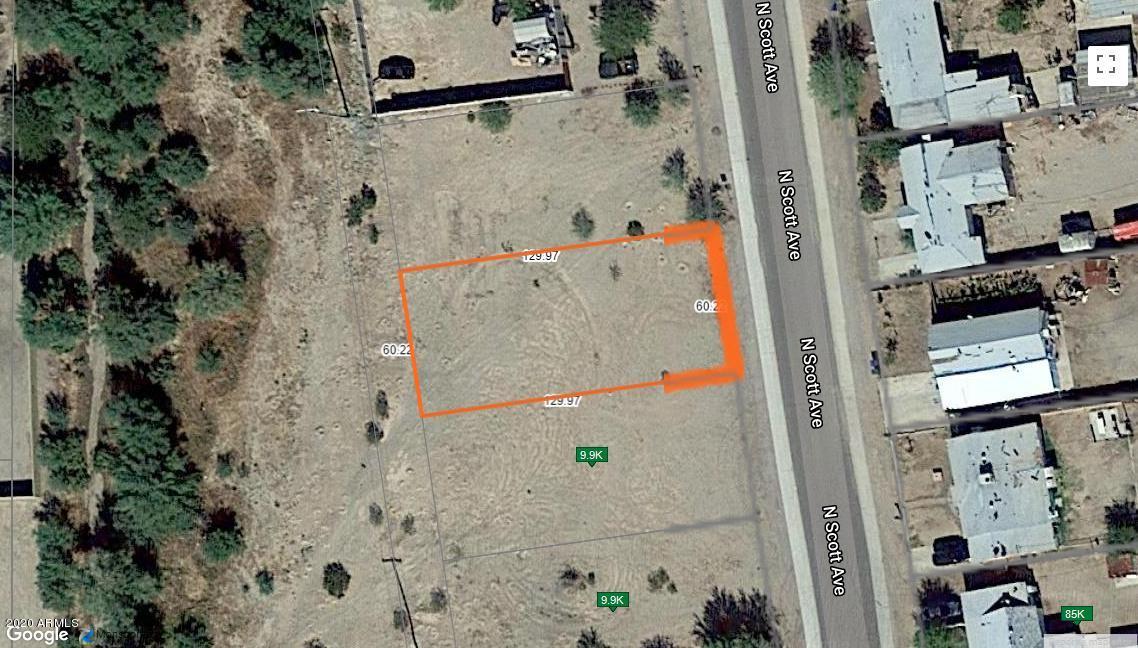 0 N SCOTT Avenue # 4, Gila Bend, AZ 85337, ,Land,For Sale,0 N SCOTT Avenue # 4,6043634