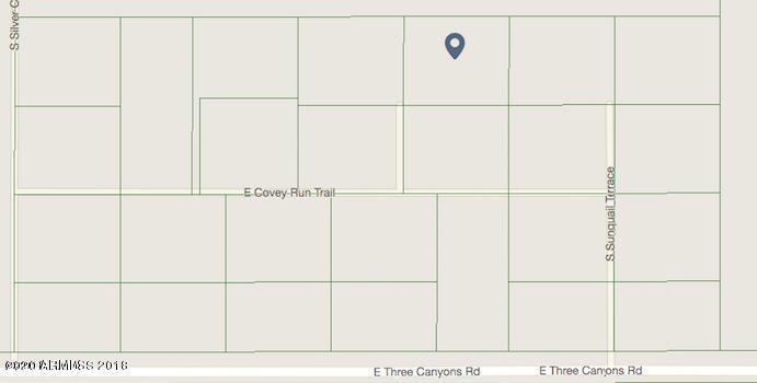 TBD E Covey Run Trail # 5, Hereford, AZ 85615, ,Land,For Sale,TBD E Covey Run Trail # 5,6057234