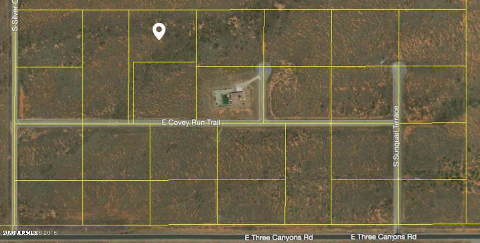 TBD E Covey Run Trail # 3, Hereford, Arizona 85615, ,Land,For Sale,TBD E Covey Run Trail # 3,6057242