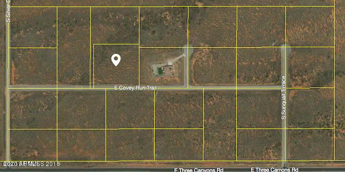 Tbd E Covey Run Trail # 12, Hereford, AZ 85615, ,Land,For Sale,Tbd E Covey Run Trail # 12,6057254