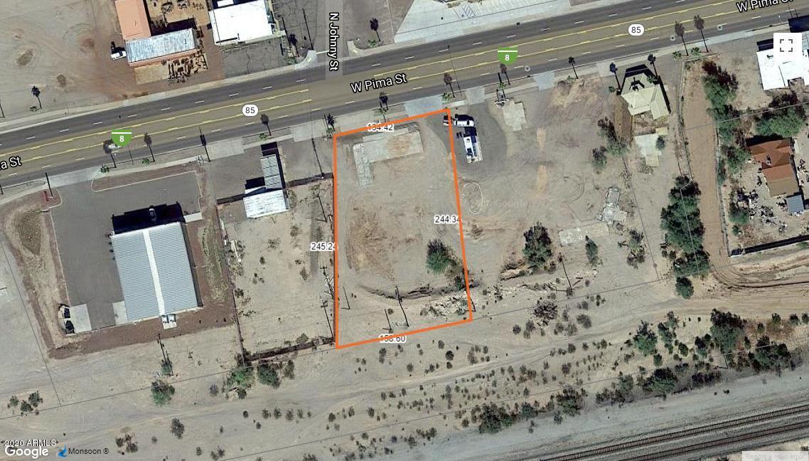 0 W PIMA Street, Gila Bend, AZ 85337, ,Land,For Sale,0 W PIMA Street,6050407
