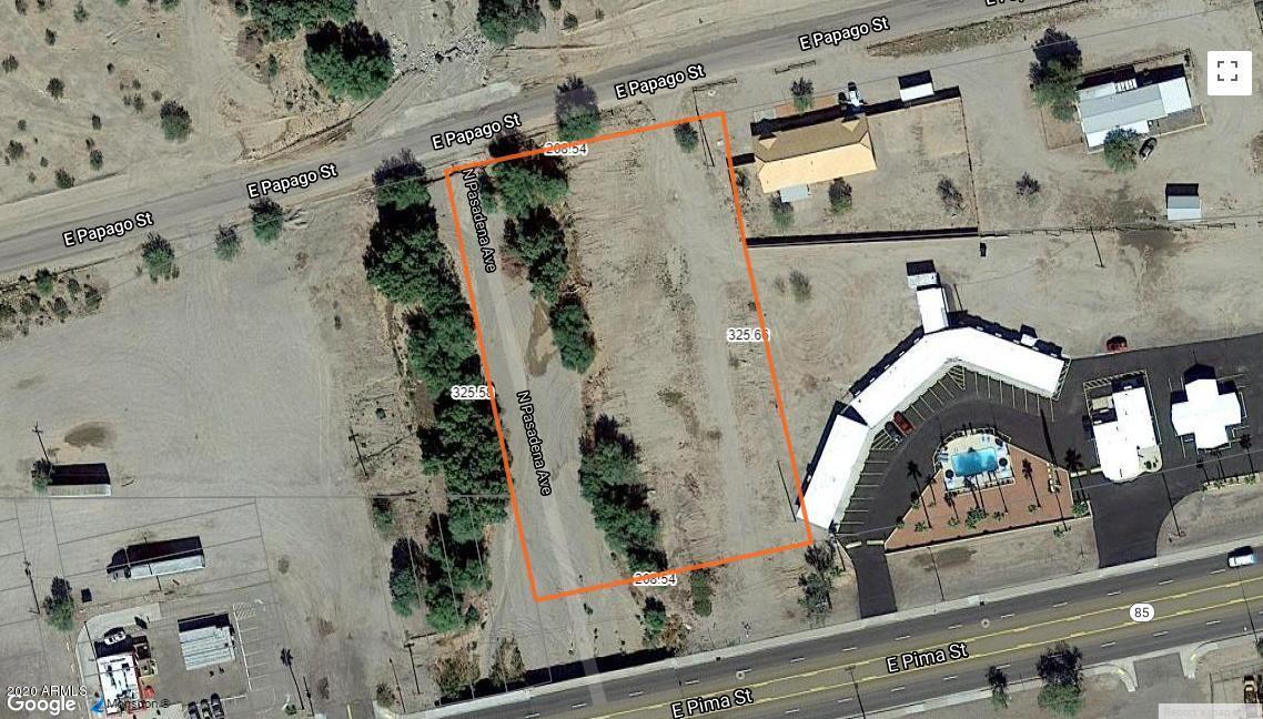 0 W PIMA Street # 6, Gila Bend, AZ 85337, ,Land,For Sale,0 W PIMA Street # 6,6050421