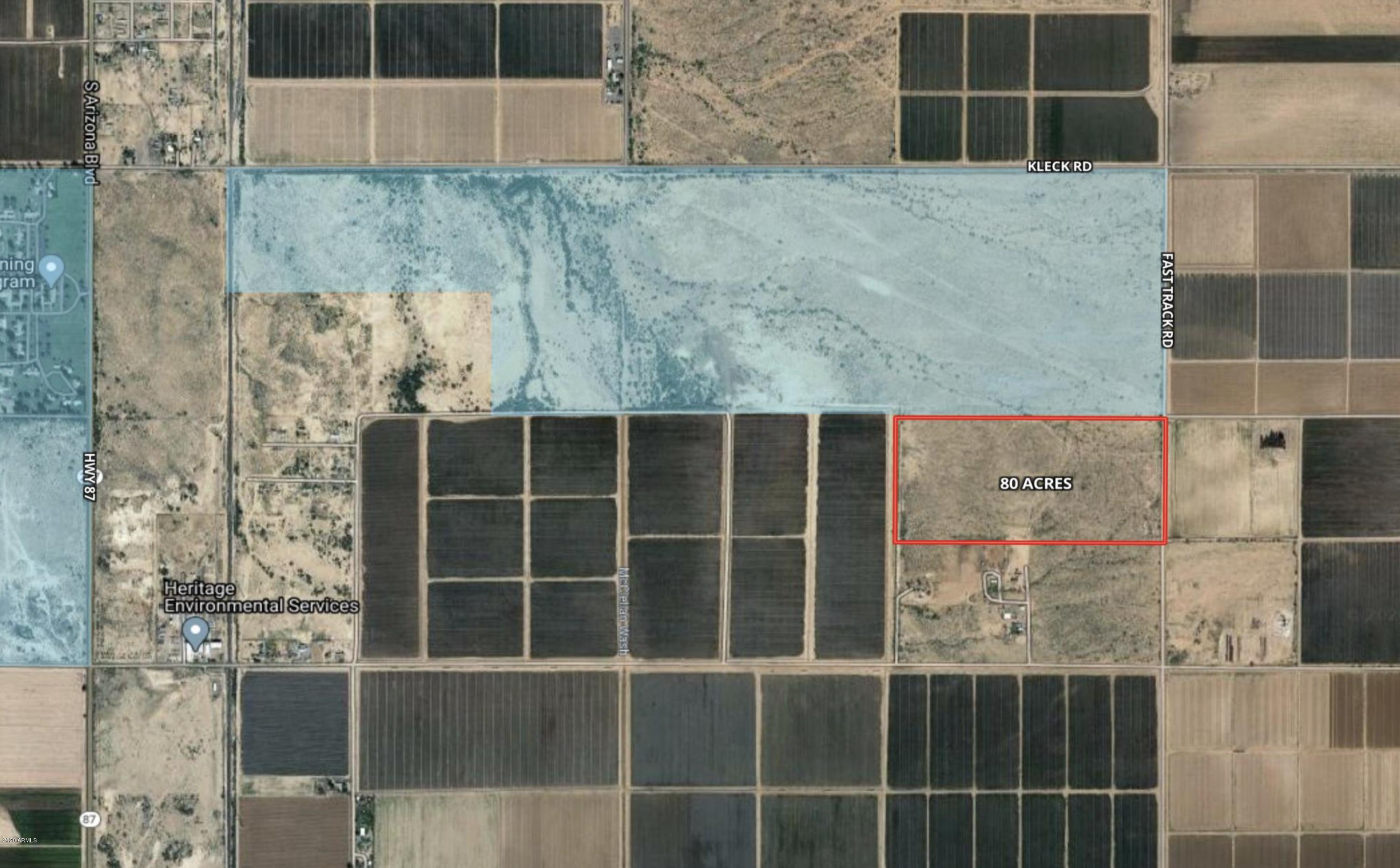 0 W Fast Track Road # A, Coolidge, Arizona 85128, ,Land,For Sale,0 W Fast Track Road # A,6067000