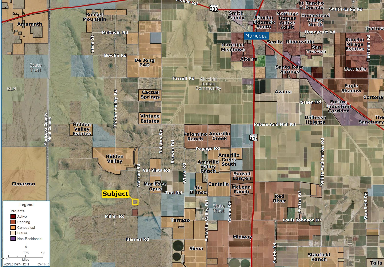 0 E Warren Road # 0, Maricopa, Arizona 85138, ,Land,For Sale,0 E Warren Road # 0,6067155