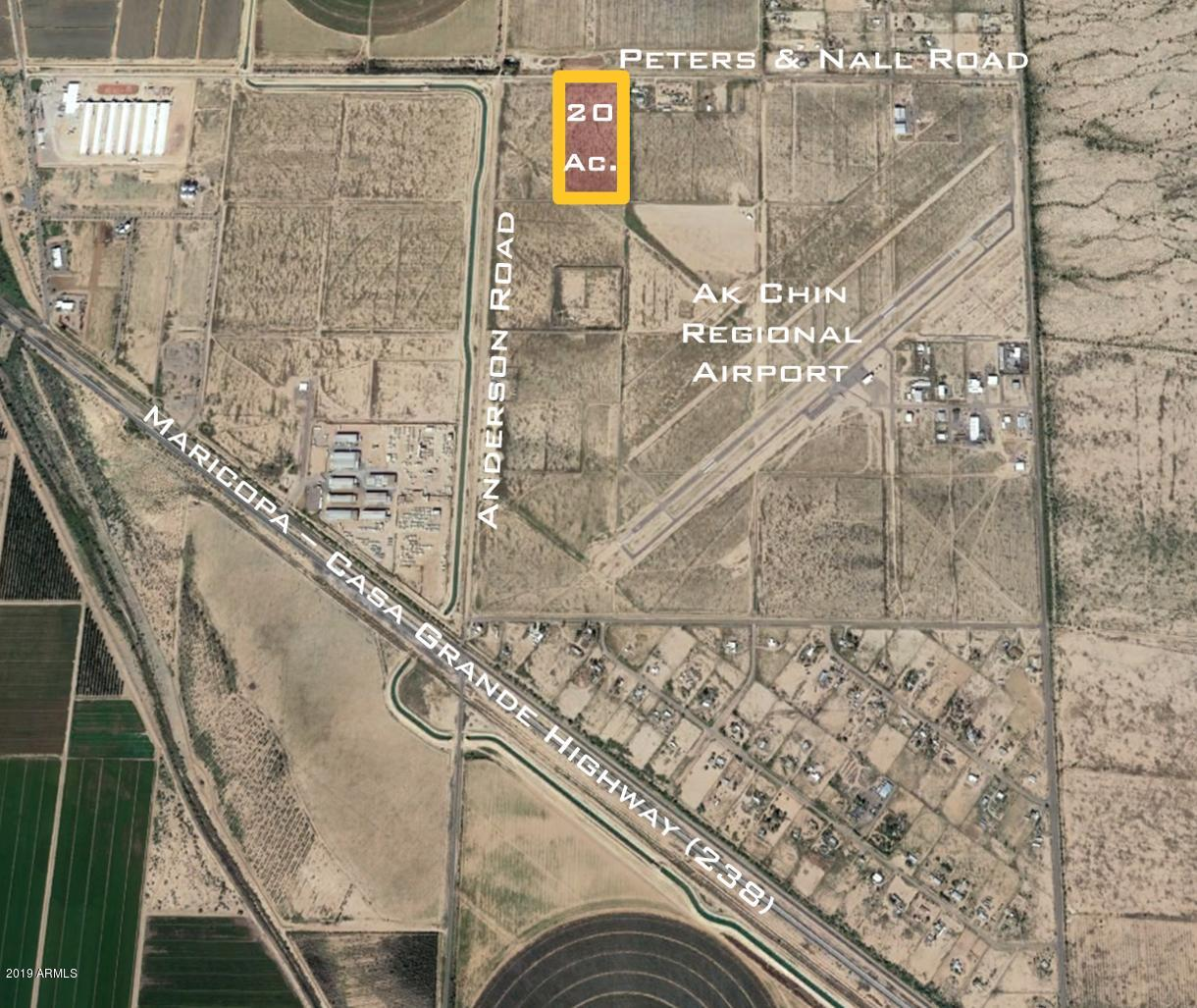 01 E Peters and Nall / Anderson Road # 0, Maricopa, Arizona 85138, ,Land,For Sale,01 E Peters and Nall / Anderson Road # 0,6074839