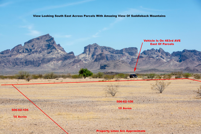 0002 S 483 (APPROX) Avenue # 25, Tonopah, AZ 85354, ,Land,For Sale,0002 S 483 (APPROX) Avenue # 25,6088455