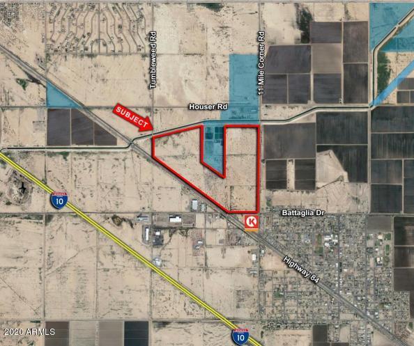 1000 N ELEVEN MILE CORNER Road, Eloy, AZ 85131, ,Land,For Sale,1000 N ELEVEN MILE CORNER Road,6138462