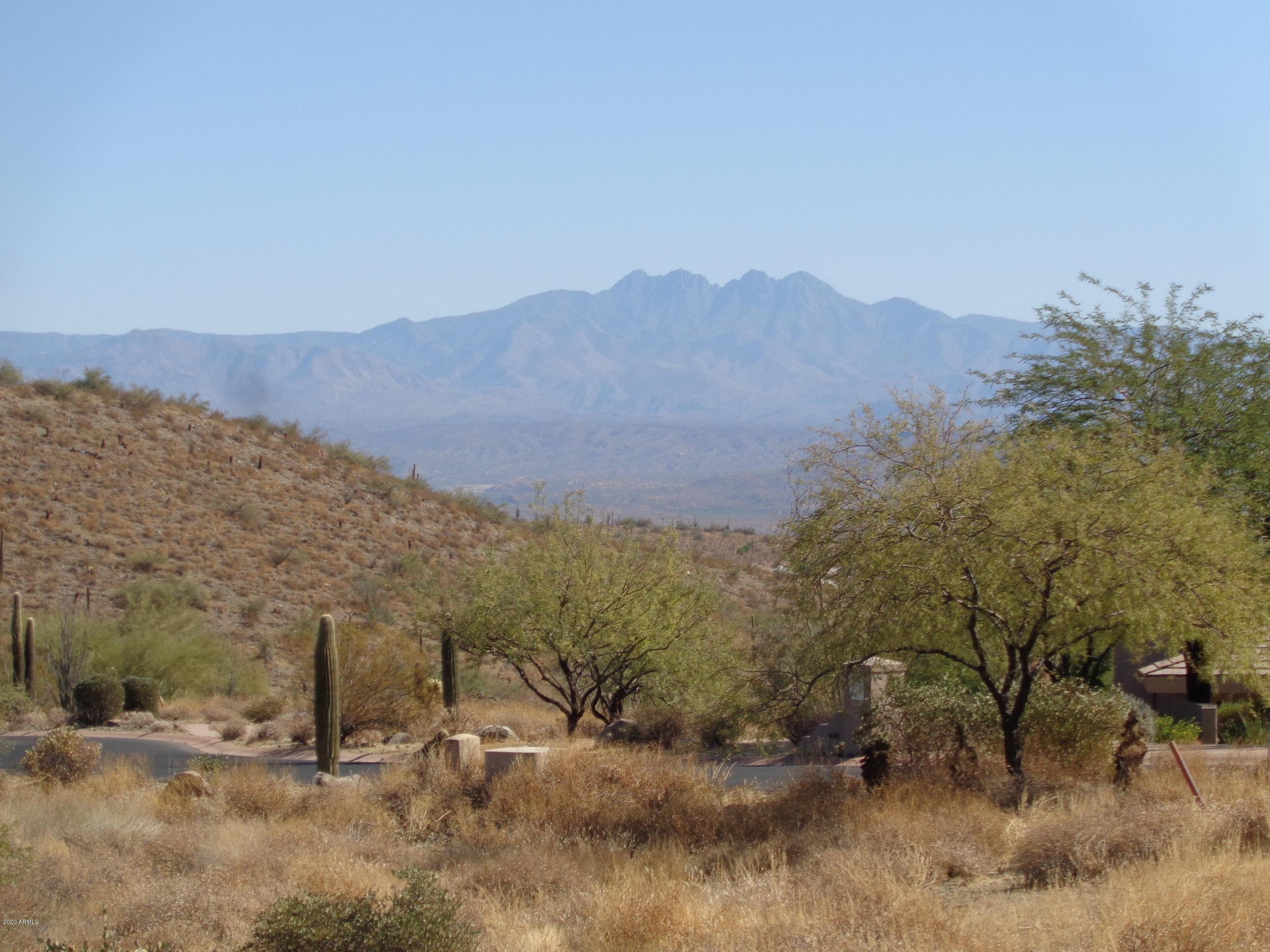14310 E Desert Tortoise Trail # 33, Fountain Hills, AZ 85268, ,Land,For Sale,14310 E Desert Tortoise Trail # 33,6149874