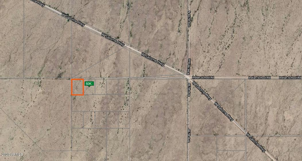 0000 W INDIAN SCHOOL Road, Tonopah, AZ 85354, ,Land,For Sale,0000 W INDIAN SCHOOL Road,6162673