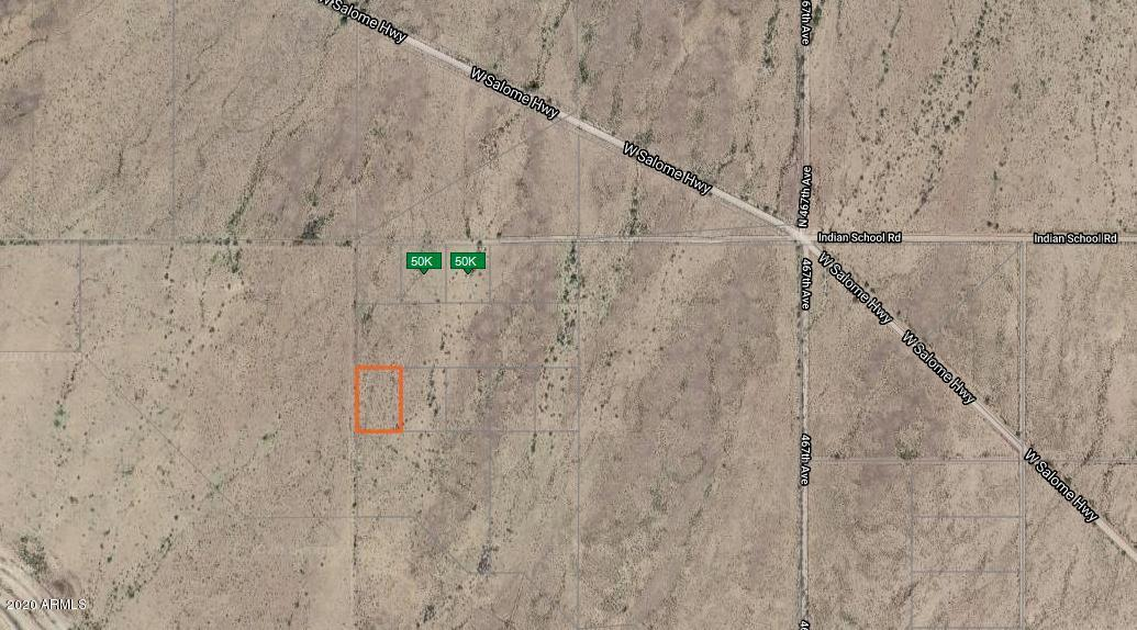 0000 W INDIAN SCHOOL Road, Tonopah, AZ 85354, ,Land,For Sale,0000 W INDIAN SCHOOL Road,6162681