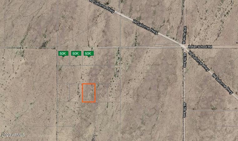 0000 W INDIAN SCHOOL Road, Tonopah, AZ 85354, ,Land,For Sale,0000 W INDIAN SCHOOL Road,6162696