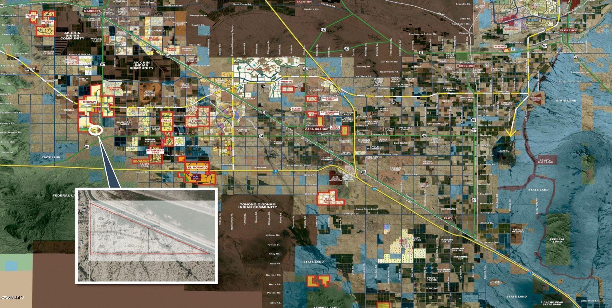 0 N Green Rd C --, Maricopa, AZ 85139, ,Land,For Sale,0 N Green Rd C --,6169405