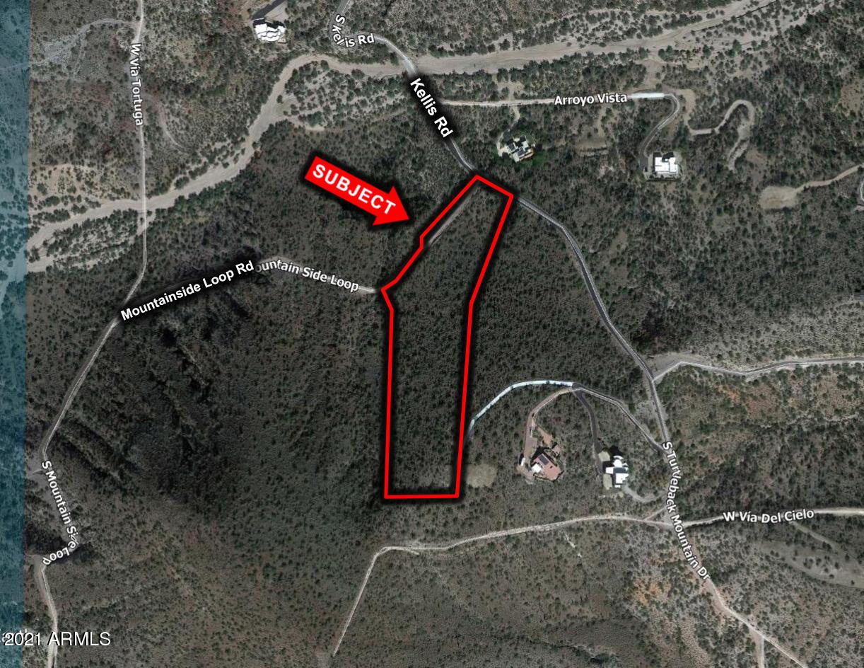 XXXX W Mountain Side Loop # 13, Wickenburg, AZ 85390, ,Land,For Sale,XXXX W Mountain Side Loop # 13,6240633
