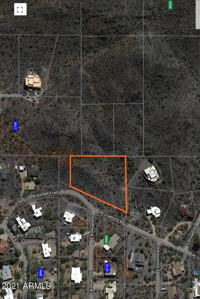 37500 N Sunset Tr - 3 LOTS --, Cave Creek, AZ 85331, ,Land,For Sale,37500 N Sunset Tr - 3 LOTS --,6190463