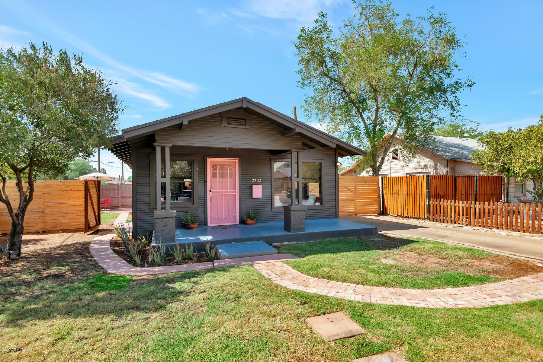 2202 N 11TH Street, Phoenix, AZ 85006, 2 Bedrooms Bedrooms, ,Residential,For Sale,2202 N 11TH Street,6203870