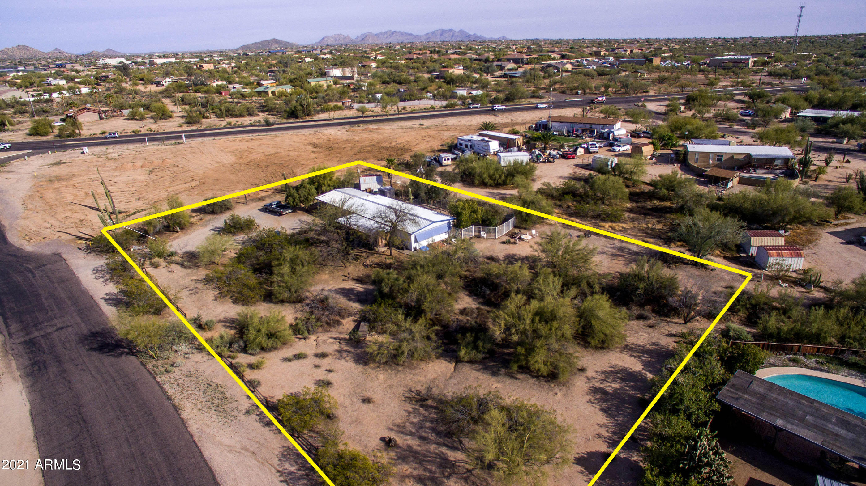 5141 E Westland Road # 1, Cave Creek, AZ 85331, ,Land,For Sale,5141 E Westland Road # 1,6215457