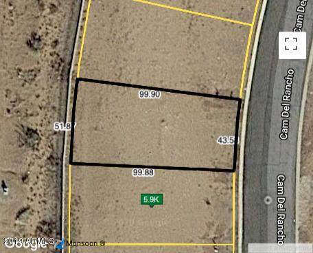 LOT 9 E Camino Del Rancho -- # 9, Douglas, AZ 85607, ,Land,For Sale,LOT 9 E Camino Del Rancho -- # 9,6230037