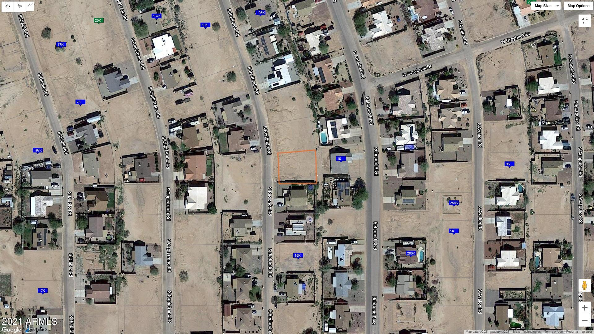 Land For Sale Arizona City