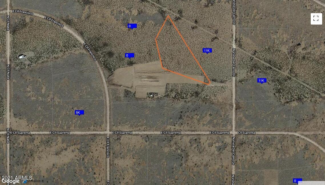 XXXX Vista del Cerro Drive # 54, Douglas, AZ 85607, ,Land,For Sale,XXXX Vista del Cerro Drive # 54,6241575