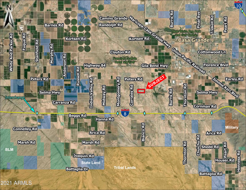 0 S Bianco Road, Casa Grande, AZ 85193, ,Land,For Sale,0 S Bianco Road,6257078