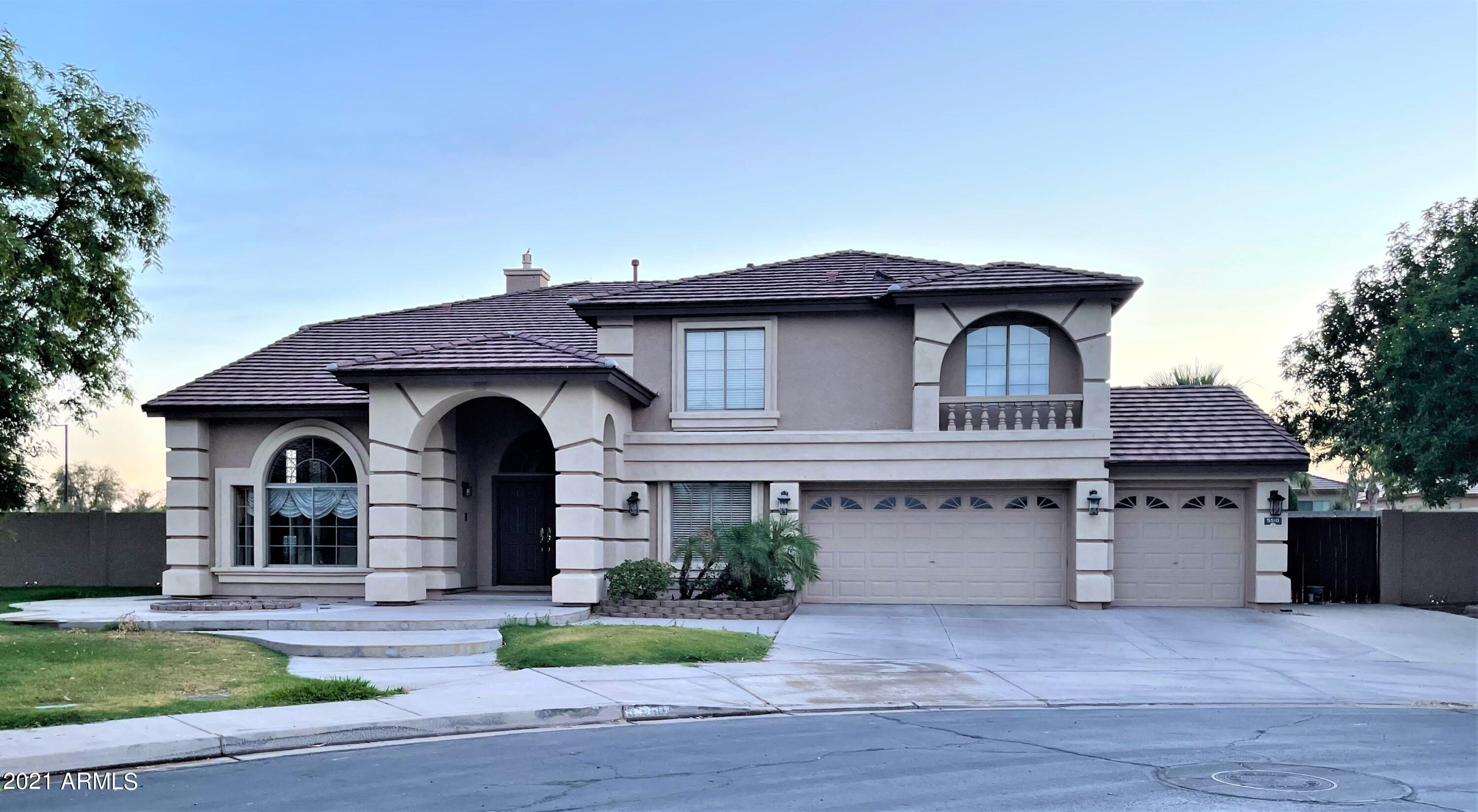 5510 N 132ND Drive, Litchfield Park, AZ 85340, 5 Bedrooms Bedrooms, ,Residential Lease,For Rent,5510 N 132ND Drive,6258132
