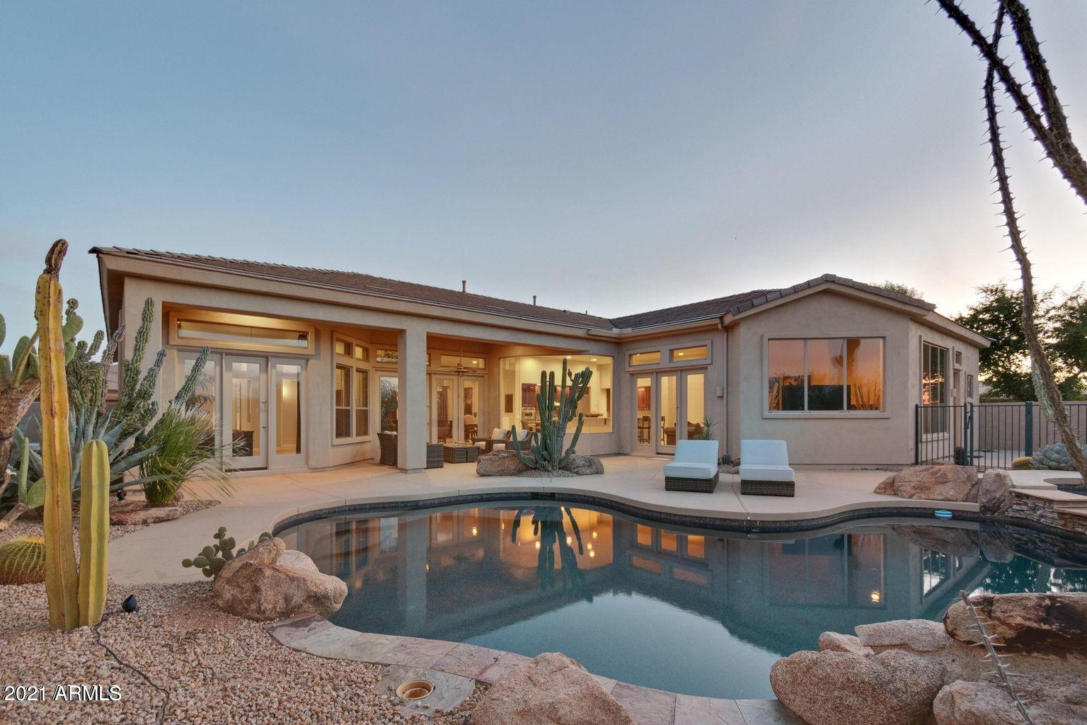 11448 E BLUE SKY Drive, Scottsdale, AZ 85262, 4 Bedrooms Bedrooms, ,Residential Lease,For Rent,11448 E BLUE SKY Drive,6264446