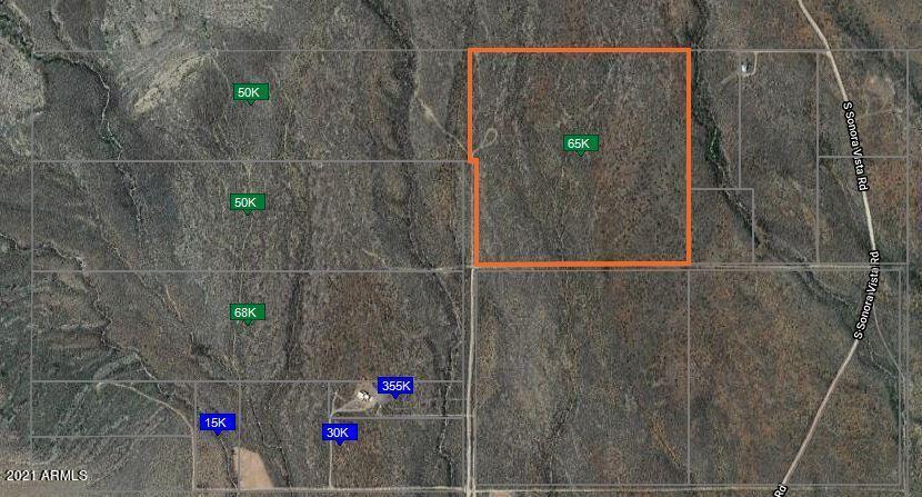 10259005 S Grande Vista Lane # 5, Bisbee, AZ 85603, ,Land,For Sale,10259005 S Grande Vista Lane # 5,6281575